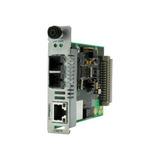 Convertidor De Medios De Fibra Óptica - Gigabit Ethernet - 1