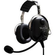 Auriculares De Avion Estereo Skylite Sl-900 - Headsets