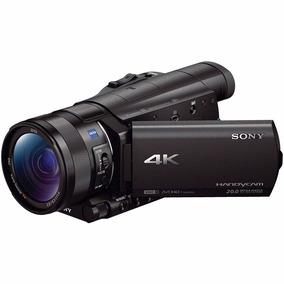 Filmadora Sony Handycam Fdr-ax100 Lcd 3.5