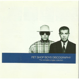 Pet Shop Boys Discography Cd Importado