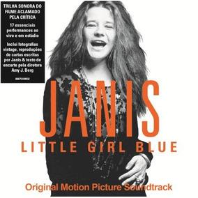 Janis Joplin - Janis Little Girl Blue - Trilha Sonora Do Fil