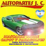 Mascara Funda Cubre Capot Y Paragolpes Volkswagen Bora 2008&