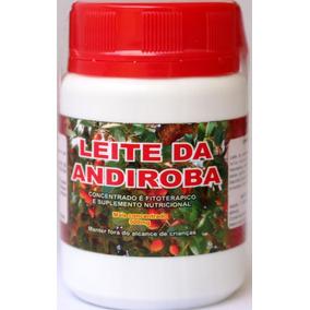 Leite De Andiroba 30 Cápsulas Legítimo Original Concentrado