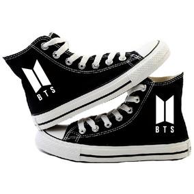 Zapatillas De Bts Bangtanboys K-pop Unisex / La Huella