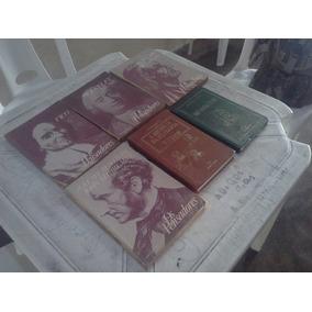 6 Volumes Da Coleção Os Pensadores