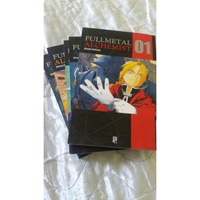 Mangá Fullmetal Alchemist Varios Volumes