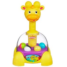 Playskool - Girafa Gira Bolinhas