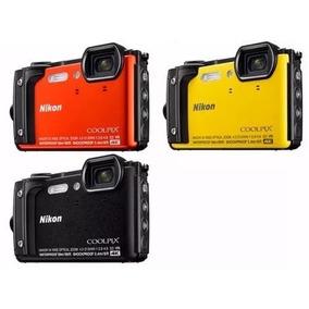 Câmera Nikon W300+brinde Bolsa Case+32gb