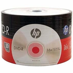 Dvd-rw Virgen Hp 120 Min Video 4.7 Gb Data Sin Funda