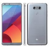 Lg G6 32gb - Qhd 4g 4gb Ram Android 8 + Regalos + Aparador !