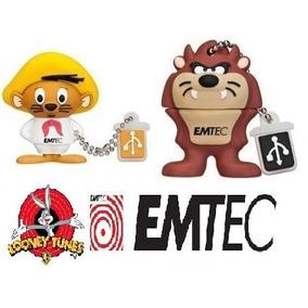 Pen Drive 4 Gb Personagens Looney Tunes - Super Promoção!