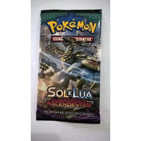 Booster Pokémon Sol E Lua 2 Guardiões Ascendentes