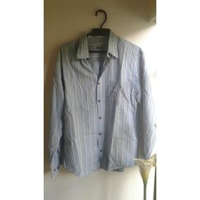 Camisas Urbanas Hombre - Ropa y Accesorios Azul claro en Mercado ... b41d3d1242e