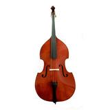 Contrabajo Profesional H.g 1/2 Amadeus Cellini Amcb006