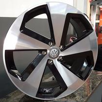 Rodas Golf Gti Concept 2016 Aro 18 Fusca Jetta Audi