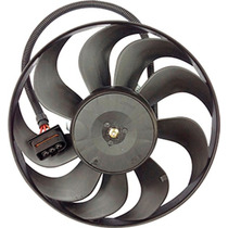 Motor Ventoinha Radiador Polo 1.0 16v 2002 /03 Pequena X074