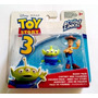 Disney / Pixar Toy Story 3 Acción Enlaces Mini Figura W41