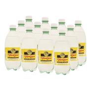Agua Mineral Topo Chico 12 Pzas De 600 Ml C/u