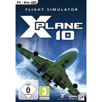 X-plane 10 Global Flight Simulator (pc Y Mac)