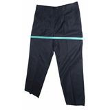 Pantalon Gala Azul Servicio Penitenciario Federal T46 $900