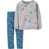 Conjunto Blusa Pantalon Carters Talla 2 Envio Gratis