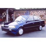 Manual De Taller Reparacion Chevrolet Suzuki Swift 91-04 *