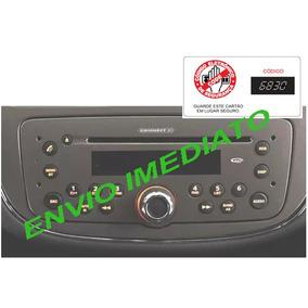 Código Code Para Radio Novo Palio Grand Siena Strada Fiat