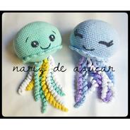 Pulpos Amigurumi Crochet - Tienda Online Nariz De Azúcar