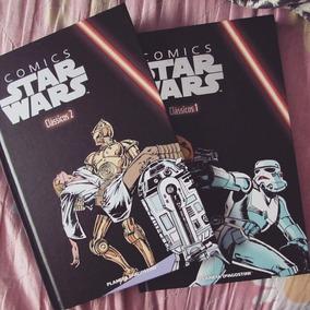 Comics Star Wars Clássicos Vº 1 Ao 16 Planeta Deagostini