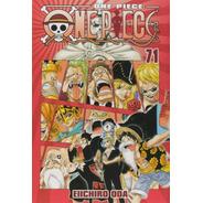 Mangá One Piece - Edição 71 - 216 Páginas