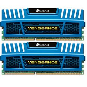 Memoria Ram Corsair Vengeance 8gb (2x4gb) Ddr3 1600 Mhz