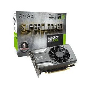 Tarjeta De Video Evga Gtx 1060 Sc Gaming 3gb/192-b