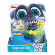 Muñeco Puppy Dog Pals Bingo Rolly Con Lanzador Con Retiro