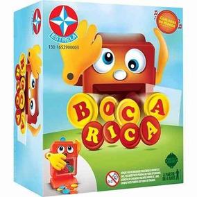 Boca Rica Novo Na Caixa Comprado Da Fábrica Sobra De Estoque