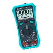 Multimetro Tester Proskit Mt-1220 Ncv Led Profesional