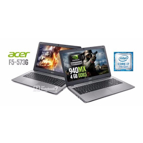 Notebook Acer F5 Gamer Core I7 8g Gforce 4 Gb Hd 1 Tb 15,6