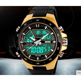 Relógio Skmei 1016 Masculino Analógico/digital Esportivo