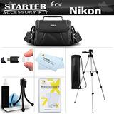 Kit De Inicio De Accesorios Para La Nikon Coolpix B500, L33