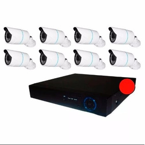 Kit Cctv Ip Plc Hd 720p Sin Cableado Video Por Red Electrica