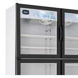 Torrey Vrd-42-4p Refrigerador 42 Pies 4 Puertas Rango De Tem