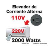 Computoys17 Transformador Corriente 110-220v A 2000w Zmwt03