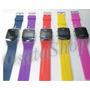 Relógio Puma Led Azul, Vermelho, Amarelo, Rosa, Ou Preto