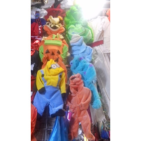 Disfraz Mameluco Bebes Monster Inc, Calabaza, Sully, Merlina
