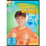 Dvd As Pistas De Blue - Venha Conhecer O Joe! - Original