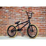 Bicicleta Bmx Fad Classic Pro ¡cubiertas De Color Y Anchas!