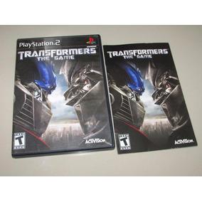 Ps2 Transformes The Game Original Completo Black Label !!!