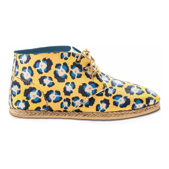 Botita Leopardo Amarillo - Chimmy Churry