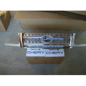 Parrilla Frontal Chery Grand Tiger 2012