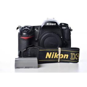 Camara Profesional Nikon D300, 12.5mp/battery Grip Original