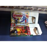 2 Cajas Custom Pokemon Stadium 1 Y 2 N64 (solo Las Cajas)